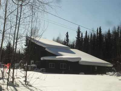 North Pole,  Fairbanks, Ester, Salcha Single Family Home For Sale: 419 Grange Hall Road
