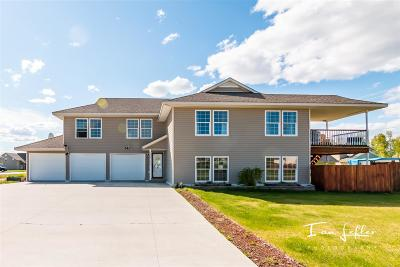 NORTH POLE Duplex For Sale: 2555 Rossons Cross Way