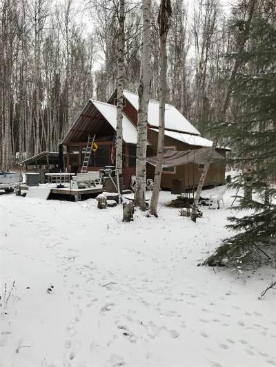 Fairbanks Single Family Home For Sale: Lot 22 Hazelwood Chatnika Rec