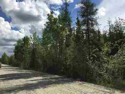 North Pole Residential Lots & Land For Sale: Nhn O'neal Road