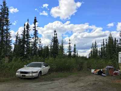 North Pole Residential Lots & Land For Sale: Nhn Tunnels Road