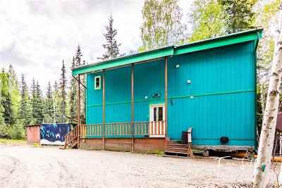 Fairbanks Single Family Home For Sale: 1200 Heath Avenue