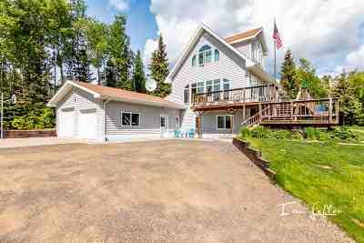 Fairbanks Single Family Home For Sale: 3238 Edby Road