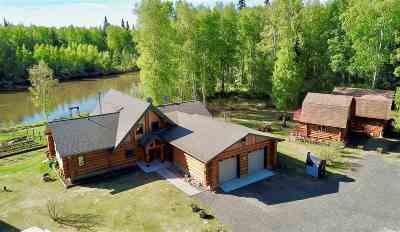 Fairbanks AK Single Family Home For Sale: $638,000