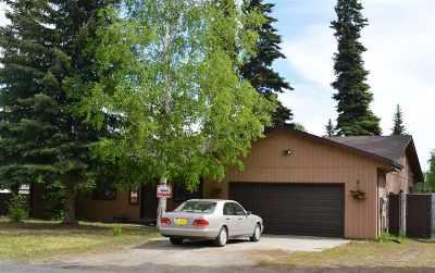 Fairbanks Single Family Home For Sale: 1225 Joyce Drive