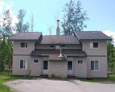 Fairbanks North Star Borough Duplex For Sale: 1427 Kent Court
