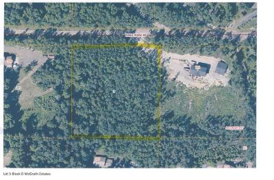 Residential Lots & Land For Sale: 207 Eagle Ridge Road