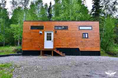 Fairbanks AK Single Family Home For Sale: $115,000