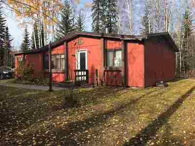 North Pole AK Single Family Home For Sale: $172,720