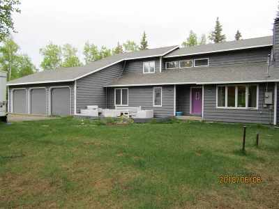 Delta Junction Single Family Home For Sale: 3180 Reeve Road
