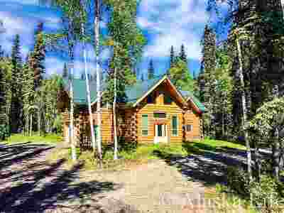 North Pole AK Single Family Home For Sale: $365,000