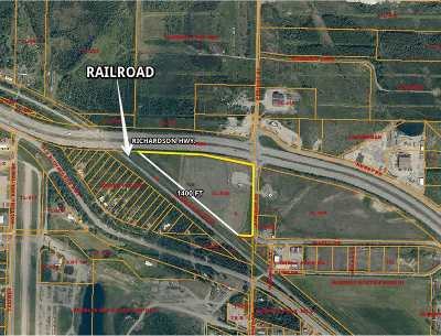 NORTH POLE Commercial Lots & Land For Sale: Nhn Peridot Street