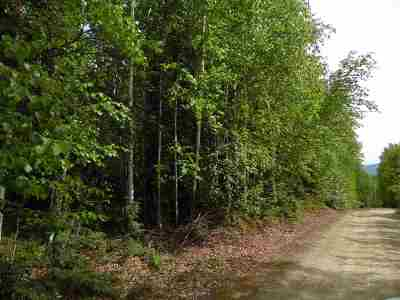 Fairbanks Residential Lots & Land For Sale: Bardel Court