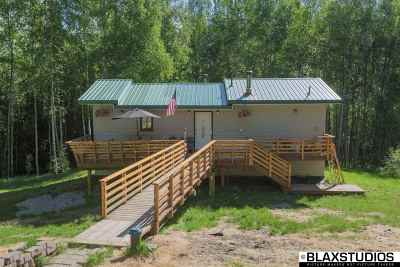 Fairbanks Single Family Home For Sale: 1070 Amanita Road