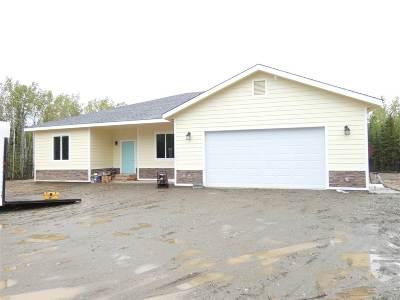 Delta Junction Single Family Home For Sale: L1 Blk B Old Harbor Road