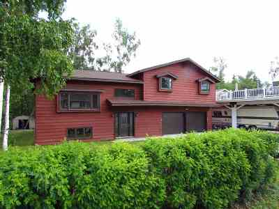 Fairbanks AK Single Family Home For Sale: $345,000