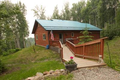 Fairbanks AK Single Family Home For Sale: $285,000