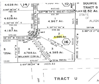 Healy AK Residential Lots & Land For Sale: $10,000