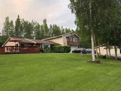 Fairbanks AK Single Family Home For Sale: $434,900