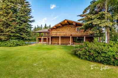 Fairbanks AK Single Family Home For Sale: $525,000