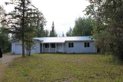North Pole AK Single Family Home For Sale: $195,000