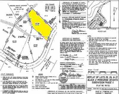 Residential Lots & Land Sold: Nhn Ridgepointe Drive