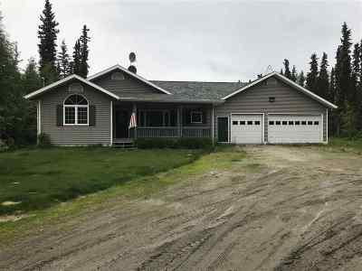 North Pole, Fairbanks, Ester, Salcha Rental For Rent: 5745 Skila Street