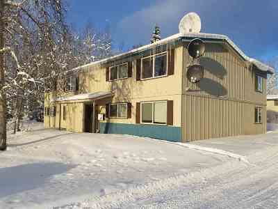 North Pole Rental For Rent: 246 E 7th Avenue