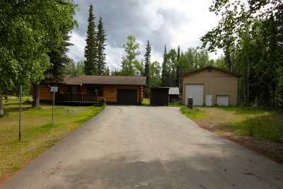North Pole AK Single Family Home For Sale: $212,500