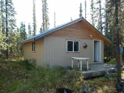 Delta Single Family Home For Sale: Nhn Clearwater River