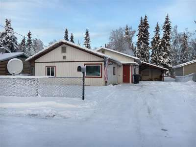Fairbanks Rental For Rent: 520 Haines Avenue