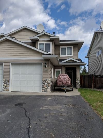 Chena Hot Springs, Clear Creek, Ester, Fairbanks, Fox, Hayes Creek, North Pole, Salcha, Two Rivers Single Family Home For Sale: 1508 28th Avenue