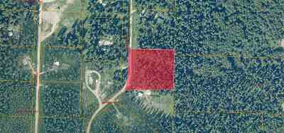 Fairbanks North Star Borough, Southeast Fairbanks Census Area Residential Lots & Land For Sale: Nhn N Rader Drive