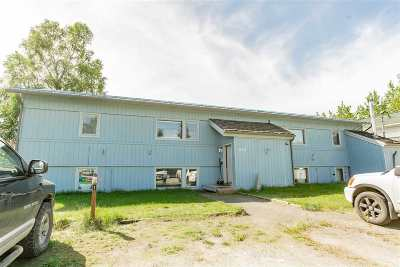 Fairbanks Multi Family Home For Sale: 103 7th Avenue