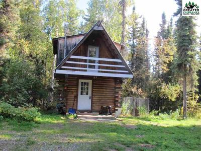 North Pole,  Fairbanks, Ester, Salcha Single Family Home For Sale: 970 E Chena Hills Drive