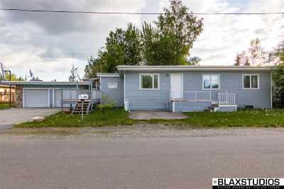 Fairbanks North Star Borough Single Family Home For Sale: 1708 Mary Ann Street