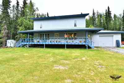 North Pole Single Family Home For Sale: 588 Bottles Street