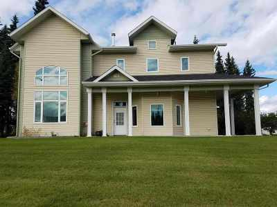 Fairbanks AK Single Family Home For Sale: $625,000