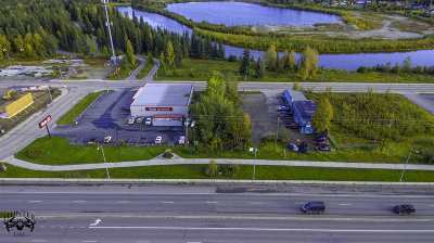 Fairbanks Commercial Lots & Land For Sale: 3501 Geraghty Avenue