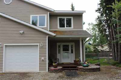 Fairbanks AK Single Family Home For Sale: $249,000