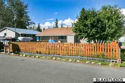 Fairbanks AK Single Family Home For Sale: $220,000