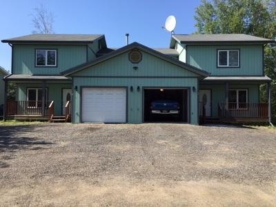 North Pole, Fairbanks, Ester, Salcha Rental For Rent: 48 Trinidad Drive
