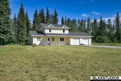 North Pole Single Family Home For Sale: 630 Ursa Major Drive