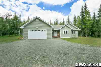 North Pole AK Single Family Home For Sale: $289,900