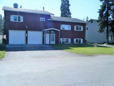 North Pole, Fairbanks, Ester, Salcha Rental For Rent: 309 Shannon Drive