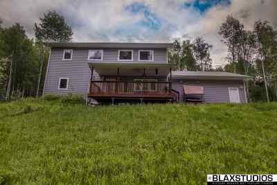 Fairbanks AK Single Family Home For Sale: $360,000