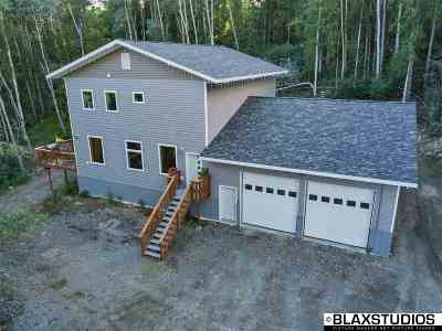 Fairbanks Single Family Home For Sale: 1535 Gunning Drive