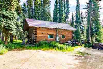 Fairbanks AK Single Family Home For Sale: $114,900