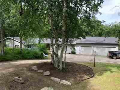 Fairbanks AK Single Family Home For Sale: $299,900