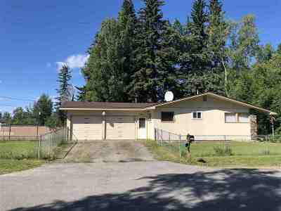North Pole,  Fairbanks, Ester, Salcha Single Family Home For Sale: 1436 Dogwood Street